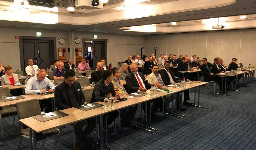 """Uspješno sudjelovanje na manifestaciji """"Fassmer Agents Meeting 2017"""" u Bremenu"""