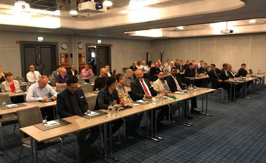 """Erfolgreiche Teilnahme beim """"Fassmer Agents Meeting 2017"""" in Bremen"""