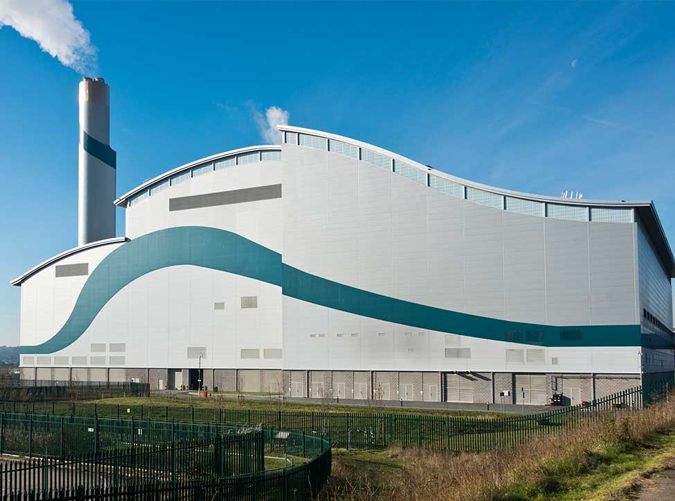 United Kingdom, Riverside waste incineration plant, London (waste-to-energy plants), supply of boiler cleaning systems.