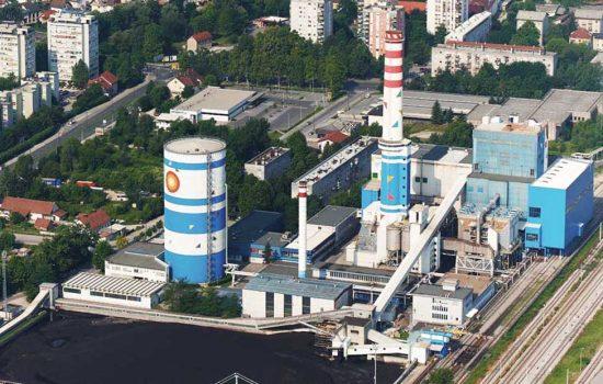 Slovenija, termoelektrana Toplarna Ljubljana, 315 MW, isporuka rezervnih dijelova, uključujući revizije, instalaciju, projektiranje, rukovanje i puštanje u pogon.