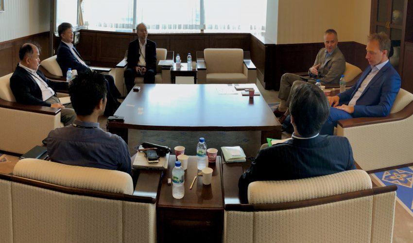 Die Geschäftsreise des ACTIV Project Management Teams nach Japan war mehr als effizient