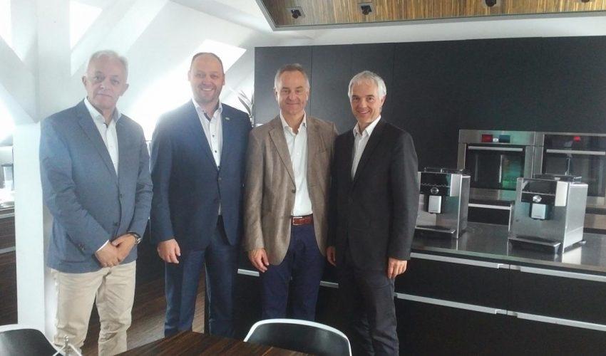 Neue Perspektiven der grenzüberschreitenden Zusammenarbeit mit Slowenien