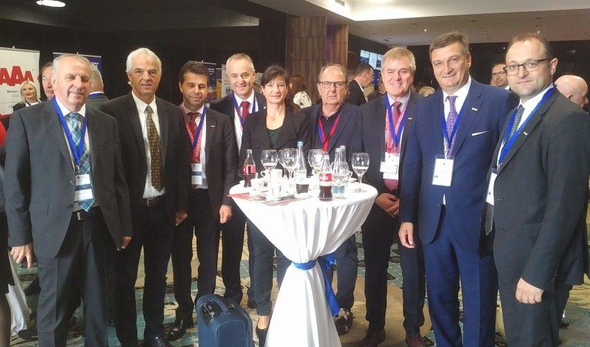 """Širenje naše mreže na međunarodnoj poslovnoj konferenciji """"Canton Sarajevo 2018"""""""