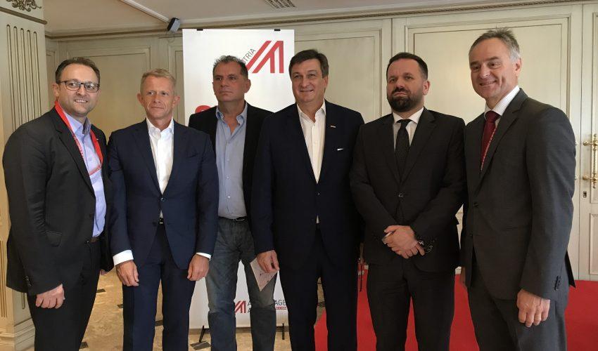Netzwerkerweiterung in Kosovo