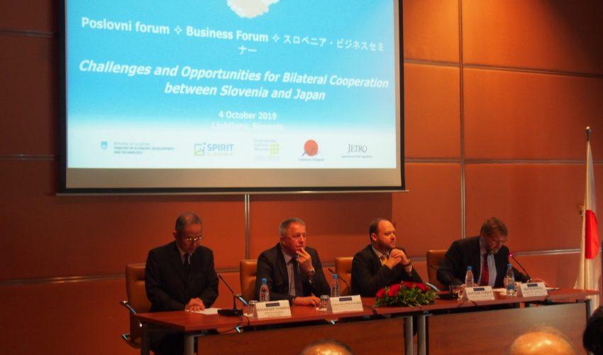 Ekonomska saradnja Slovenije i Japana