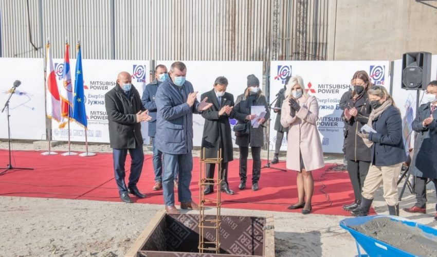 ACTIV's third ground-breaking ceremony for FGD projects